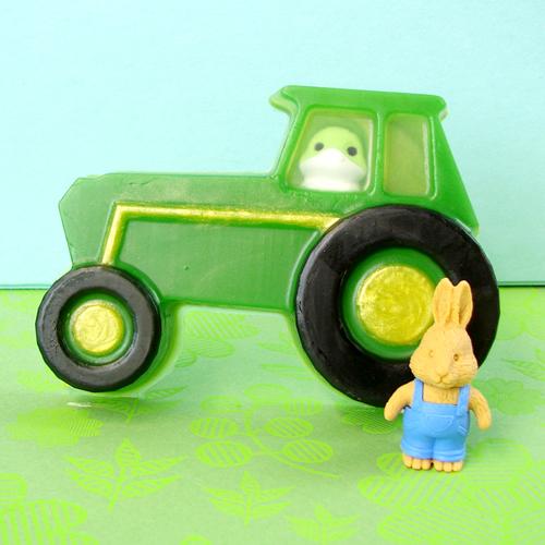 TractorSoap