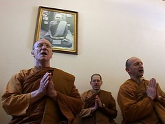 Abhaiyagiri Monastery Interview World Tipitaka USA 2010