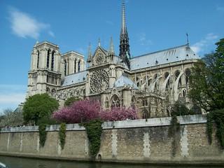 Notre-Dame de Paris depuis la Seine