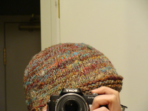 Handspun Hat!