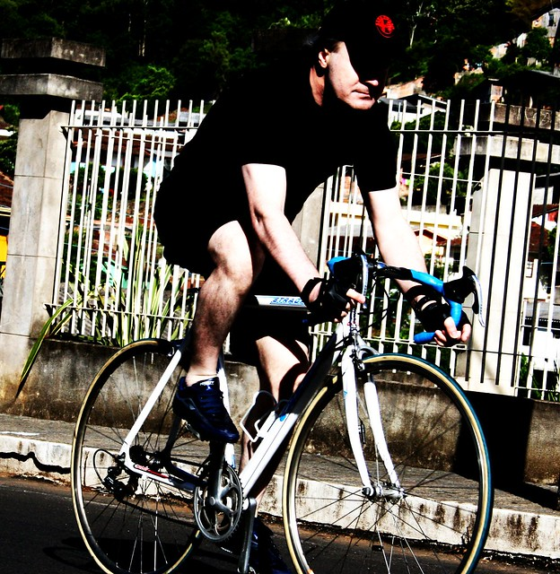 REBEL real: bike race