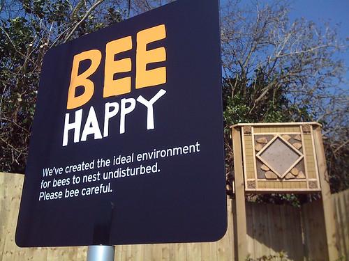 Bee Happy #1