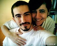 Domingueros felices =) (DrGEN) Tags: amor yo domingo ju 2010 lisandro drgen