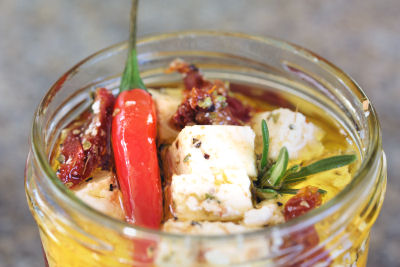 marinated feta 8145
