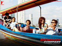[Poster for Badmaash Company]