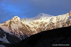 Mountain View from Rama Lake (High Blue) Tags: pakistan mountainview nangaparbat ramalake chongrapeak dragondaggeraward gilgitbaltistan yourwonderland temptingpakistan 8000mhighmountains