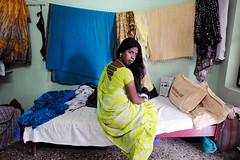 God's Brothel Brides 4 (Leonid Plotkin) Tags: india asia transgender transvestite crossdresser tamilnadu transsexual mela hijra villupuram aravani aravan koovagam
