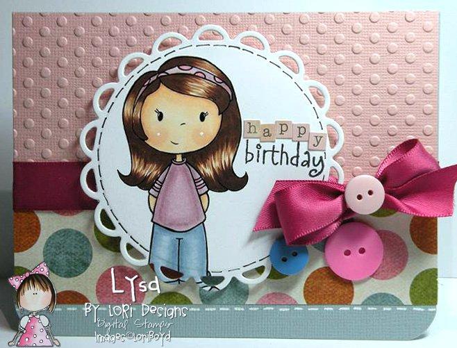 Birthday Gabbi
