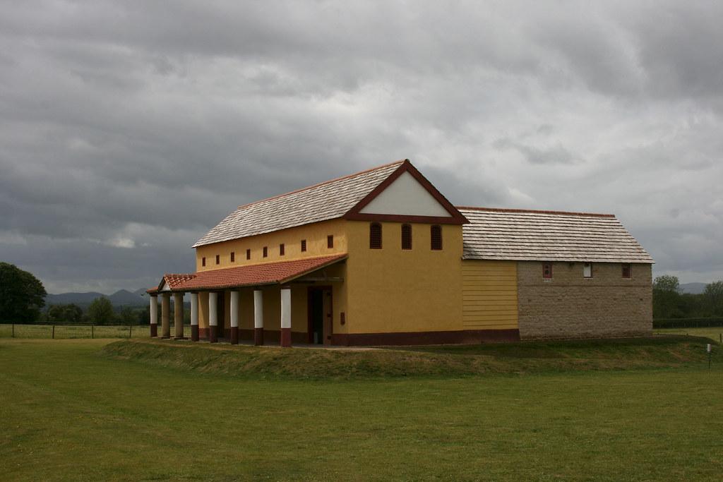Wroxeter - Model Roman Villa