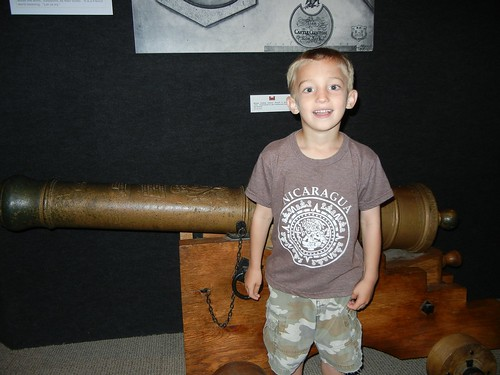 June 11 2011 Army museum Fort Leonard Wood Cal