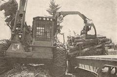 KH3D (The Koehring Guy) Tags: wood log forestry short loader processor feller koehring delimber harveter