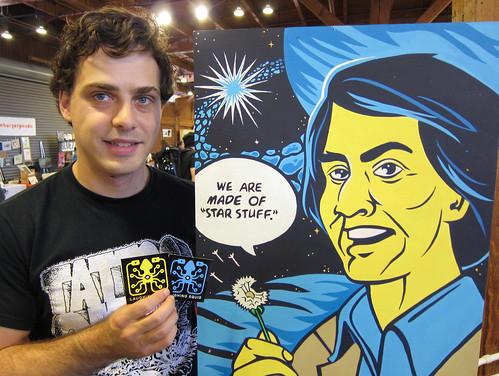 Josh Ellingson & Carl Sagan