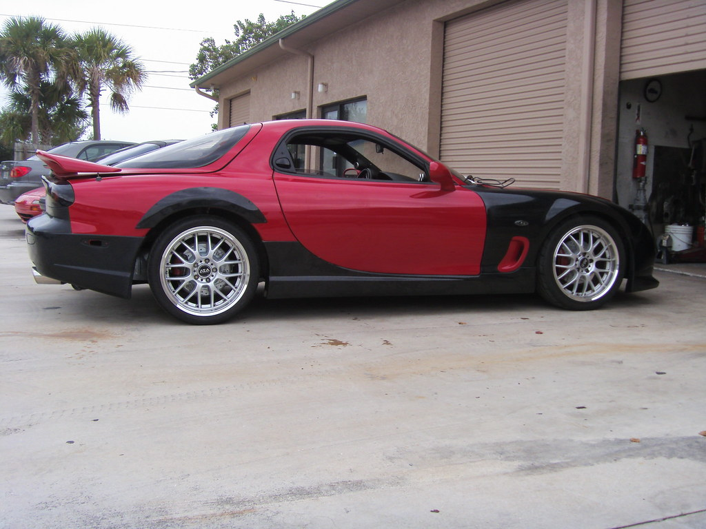 4020779973 a019b052ab b Body work and Paint on my 93 FD RX7