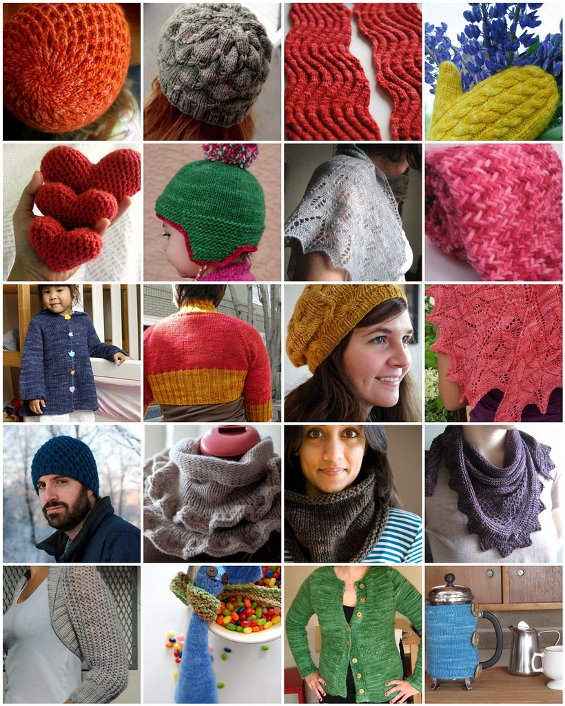 My Top 20 Fav Malabrigo Projects Around Flickr
