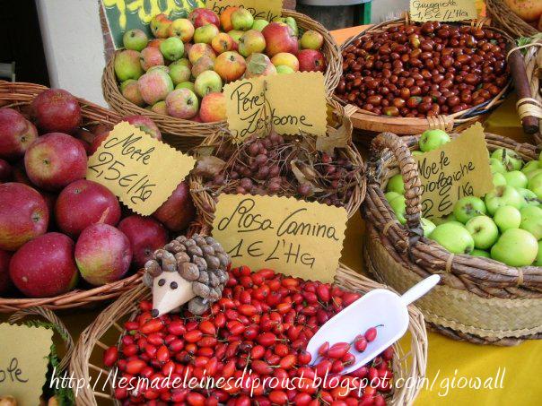 Les madeleines di proust i frutti dimenticati e le pere - Calendario trattamenti piante da frutto ...