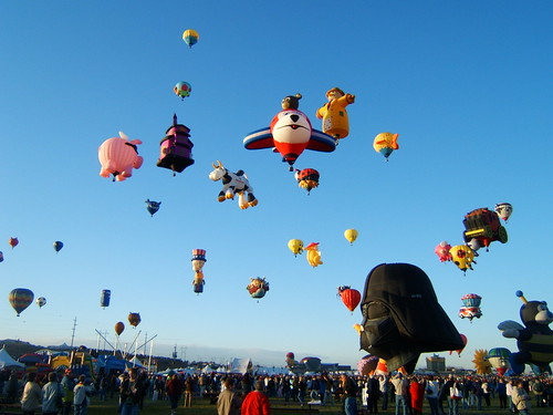 Balloon Fiesta 2009-05