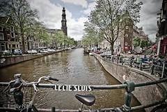 (Emily Naff) Tags: netherlands amsterdam bike jordaan