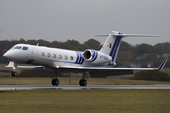 N770XB - 4117 - Private - Gulfstream G450 - Luton - 091103 - Steven Gray - IMG_3250