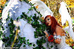 dawn8 (yayahan.com) Tags: angel joseph dawn for michael costume wings heaven cosplay earth birth egg hell goddess redhead demon devil cry yaya rebirth han linsner angelicstar
