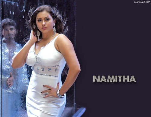 Namitha Kapoor wallpaper