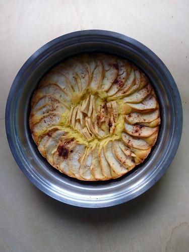 tortino di mele