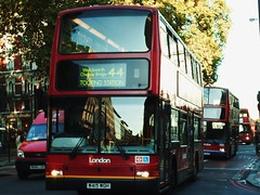 London General PVL115 (Ledlon89) Tags: bus london victoria embankment metrobus londontransport arriva bluetriangle londongeneral travellondon