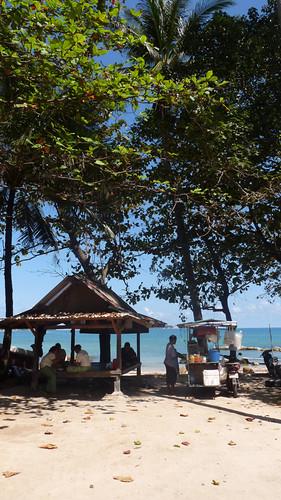 Koh Samui Chaweng Beach South end コサムイ チャウエンビーチ南端2