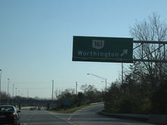Ohio State Route 315 (Dougtone) Tags: road columbus ohio sign highway route freeway shield expressway theohiostateuniversity ohiostate olentangyriver olentangyriverscenicdrive