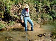 01 WS Hard see'n thru muddy waters (wranglerswimmer) Tags: ranch wet creek swimming river cowboy mud wade cowboyhat cowboyboots wallowing westernshirt swimmingfullyclothed muddyjeans wetjeans wranglerjeans creekwading wetshirts muddyguys wetladz wetlad creekhike wetcowboy mudwallow wetcowboyboots wetjeansguys wetwranglerjeans guysintowetjeans menintowetjeans