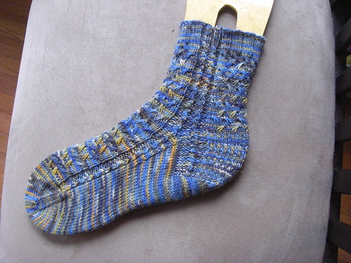 First MCW Jody Sock
