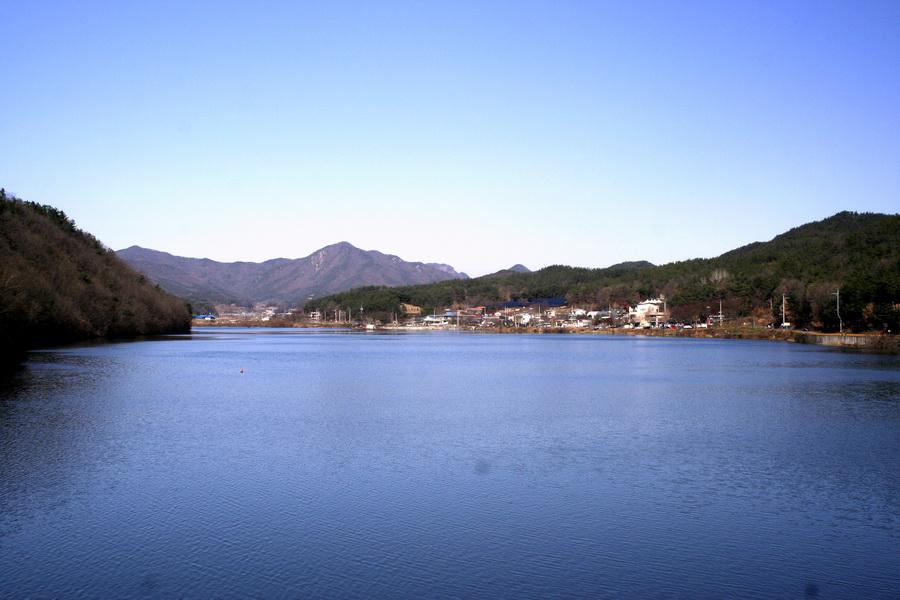 Bangdong lake