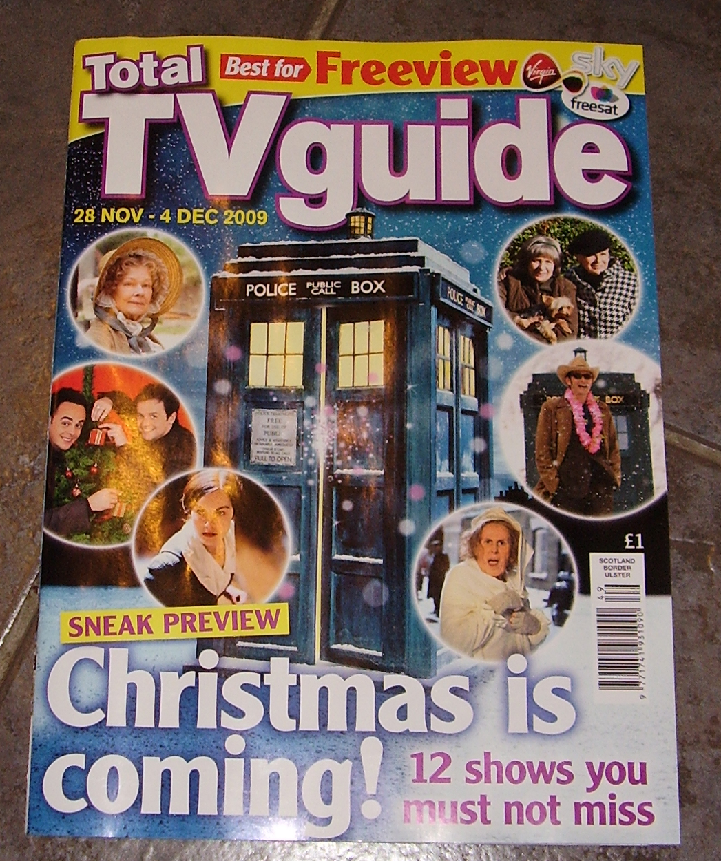 Total TV Guide 28 nov - 4 dec