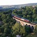 6201 Princess Elizabeth Over Saddleworth Viaduct