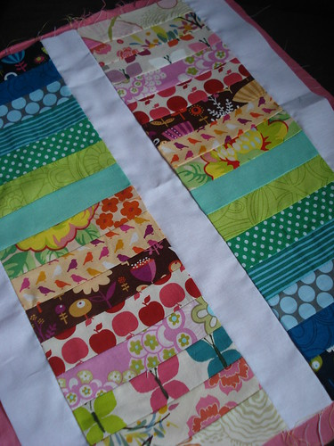 doll quilt wip