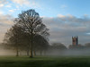 Croxteth Park (Mr Grimesdale) Tags: park mist fog olympus e510 mistymorning mrgrimsdale stevewallace croxtethpark westderby mrgrimesdale westderbychurch stevewallaceportfolio