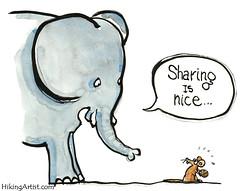 Art of sharing