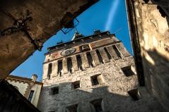 Turnul cu ceas - Sighisoara (AragianMarko) Tags: