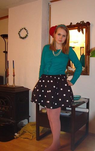 Hanukkah outfit