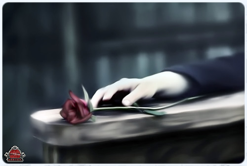One Rose ...