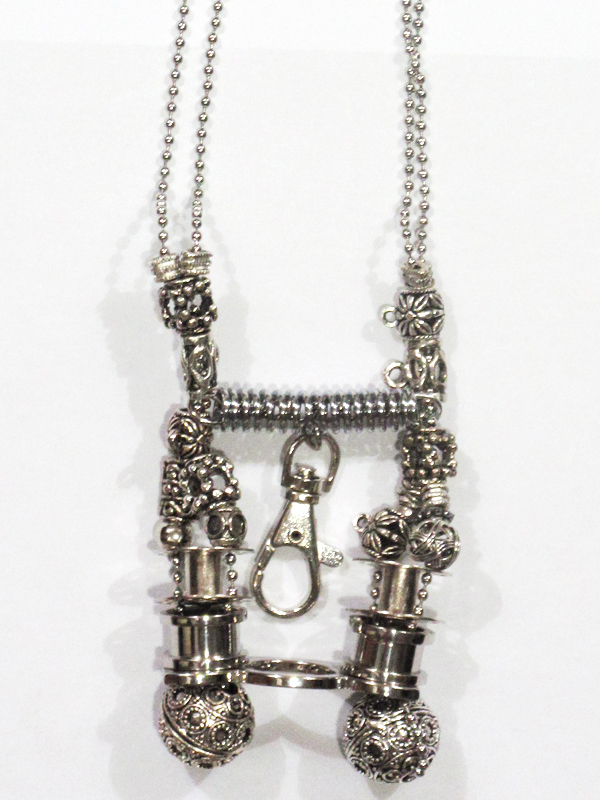 Hardware necklace 10