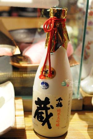 千鶴 「蔵」 純米大吟釀