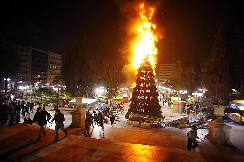 Merry Christmas da Atene