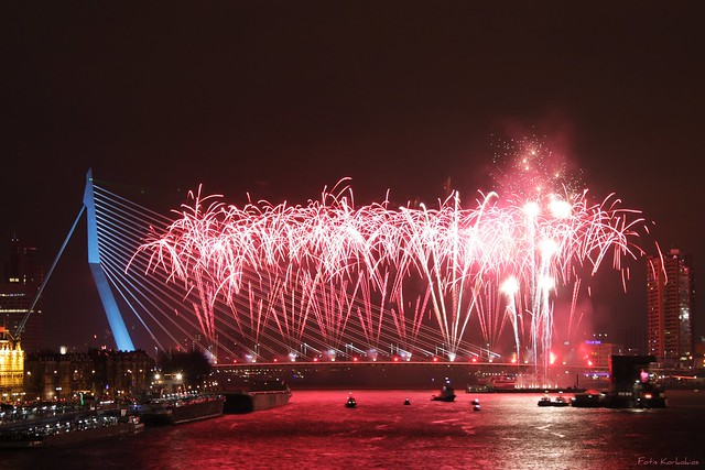 Happy New Year Rotterdam