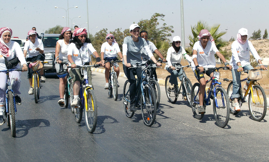 Bike Ride for Peace