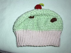 ice cream hat (ruali) Tags: boy baby ice girl hat toddler acrylic handmade crochet yarn gift icecream ruali
