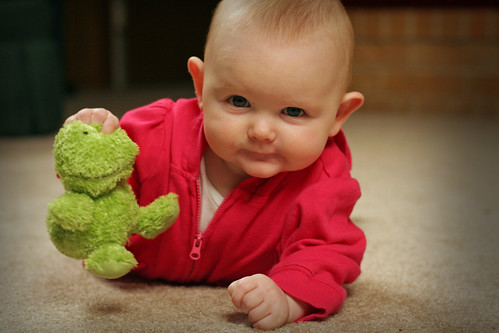 IMG_5974 edited  - this is my frog - (by Ateupamateur)
