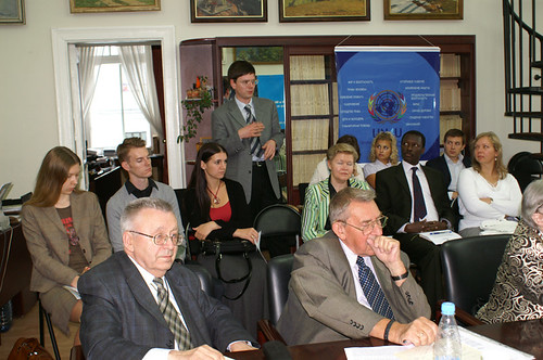 Launch of World Investment Report 2009