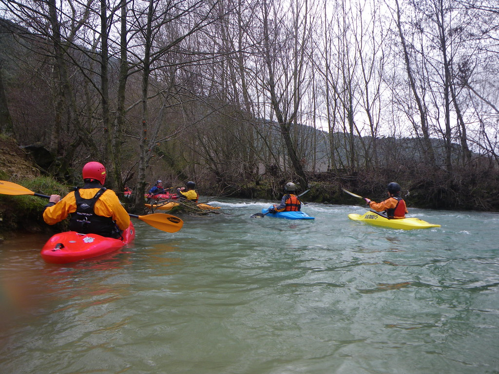 Descenso ríos Urederra y Ega 030