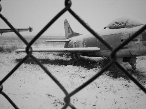 Vecchio Aeroplano, Neve