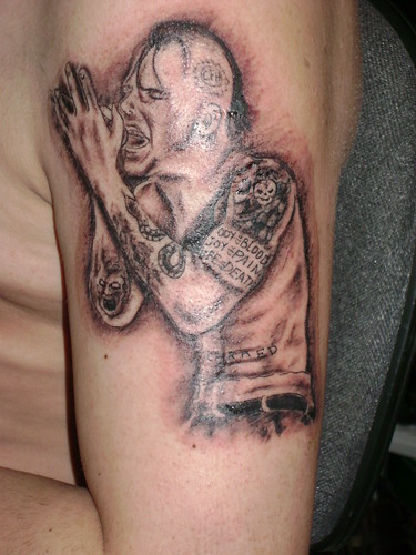 Anselmo Phil Tattoo